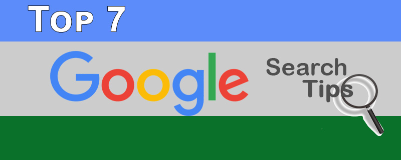 top google search tips and tricks
